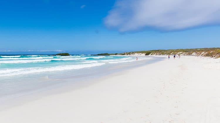 playa ecuador