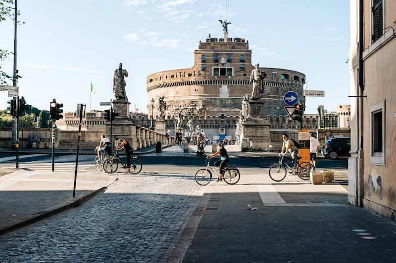 Castillo De Sant Angelo - 48 Horas En Roma