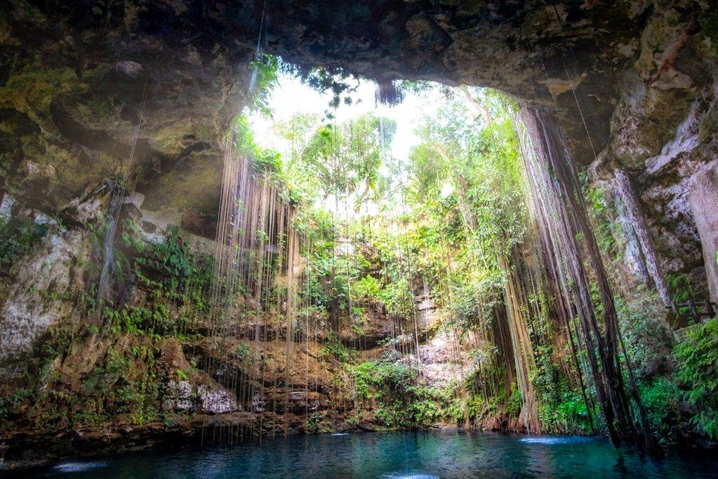 mejores cenotes en yucatan