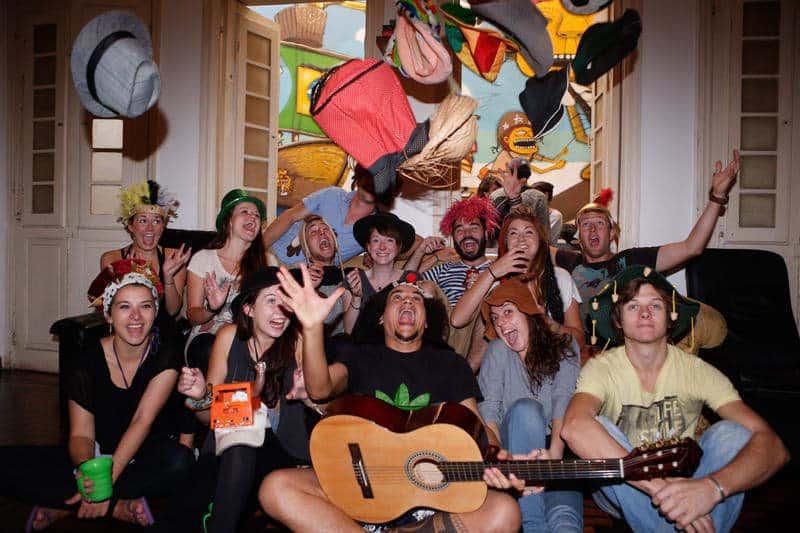 hostels fiesta