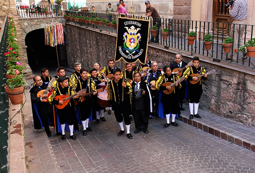 Imagen Guanajuato Callejoneadas Guanajuato