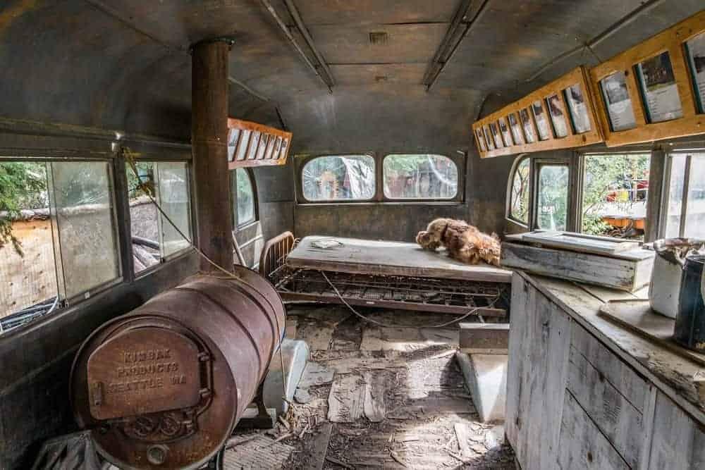 into the wild magic bus