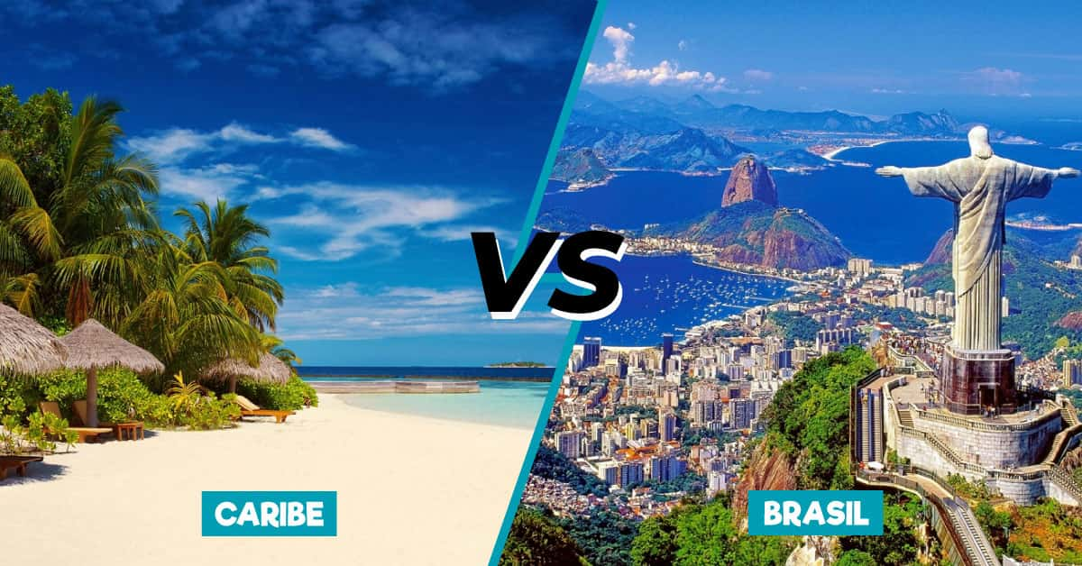 Caribe VS Brasil