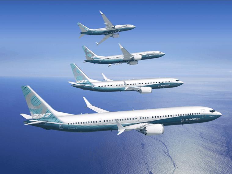 tipo de avión