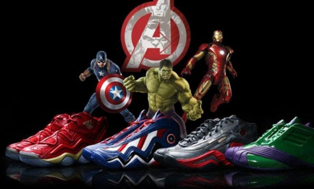 imagen adidas Avengers Pack 1 1160x700
