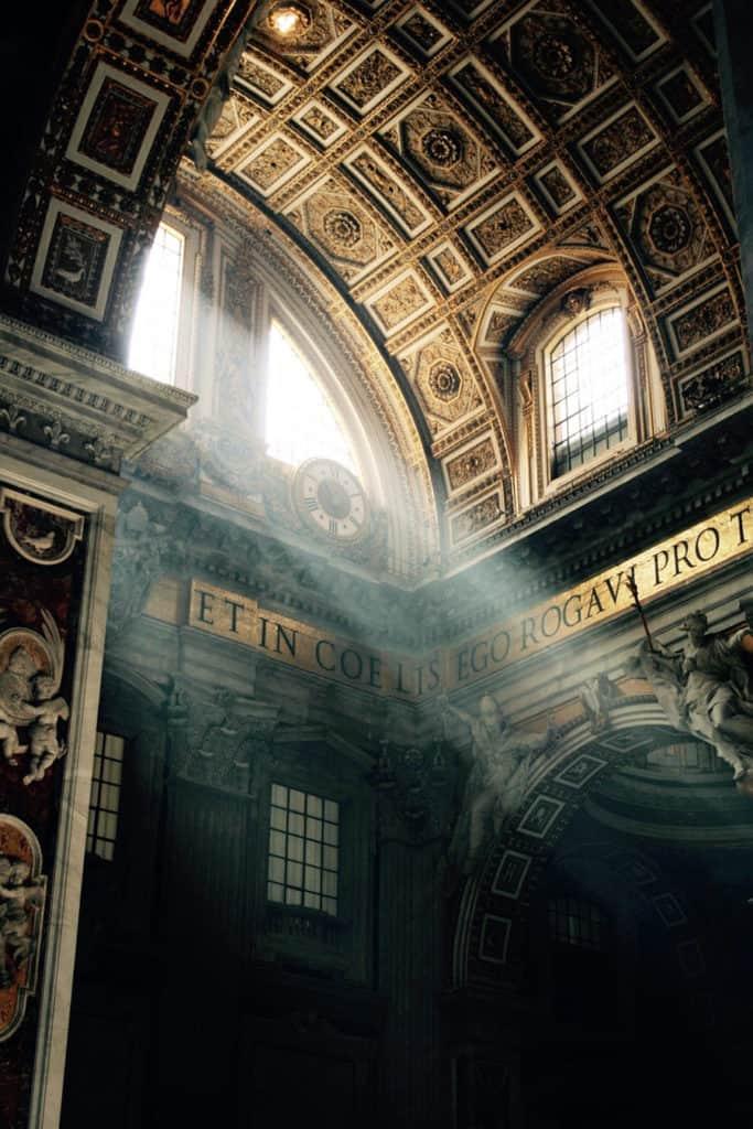 Imagen Lugares Para Conocer En Roma San Pedro