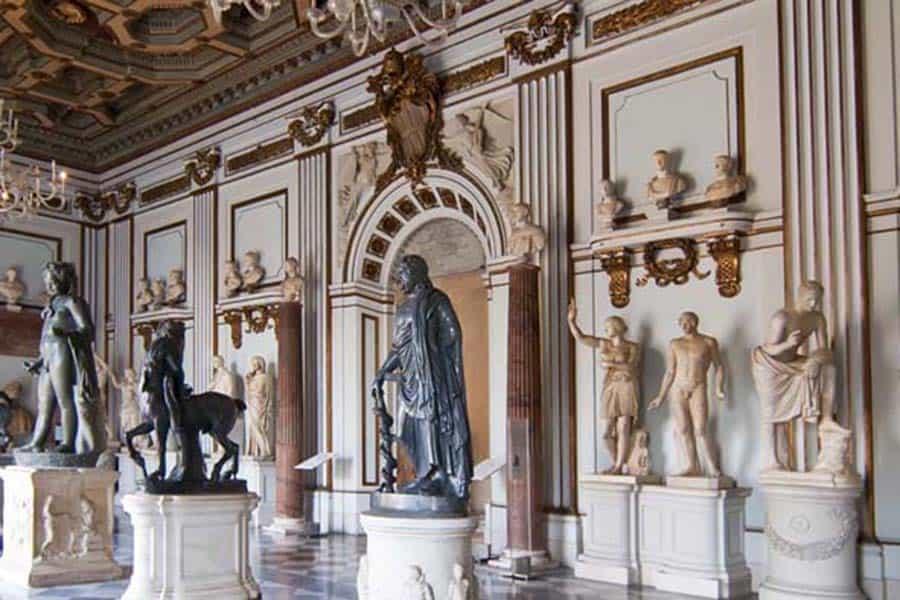 Imagen Lugares Para Conocer En Roma Musei 3