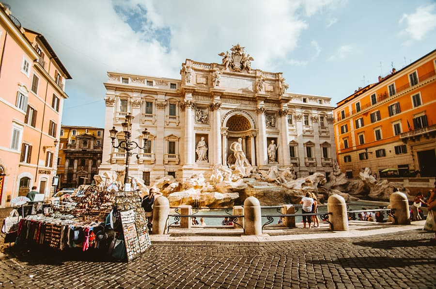 Imagen Lugares Para Conocer En Roma Fontana 3