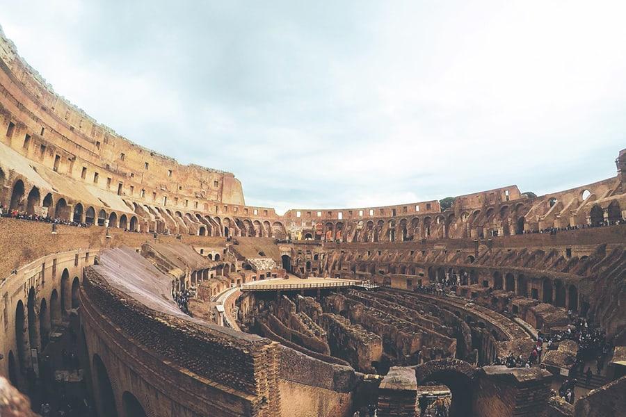 Imagen Lugares Para Conocer En Roma Coliseo 3