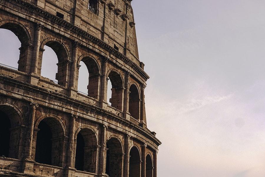 Imagen Lugares Para Conocer En Roma Coliseo Romano 2