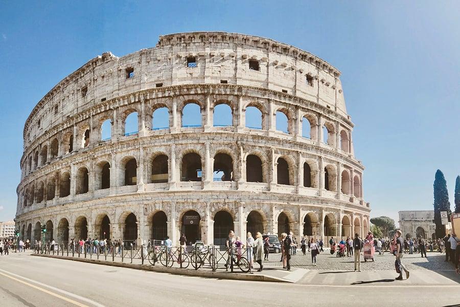 Lugares Para Conocer En Roma: Coliseo Romano
