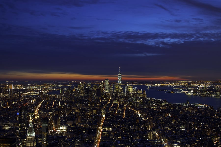 La Ciudad Que Nunca Duerme
