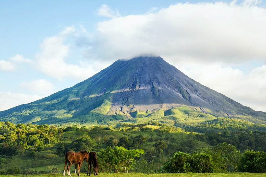 Costa Rica: lugares y razones para conocer la magia del país del ...