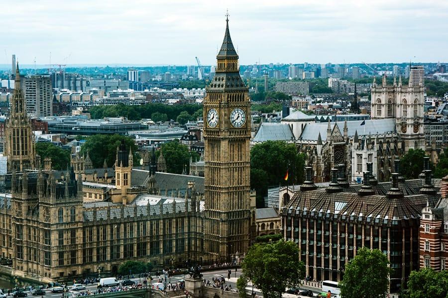 imagen ciudades más 'pet friendly' de Europa Londres