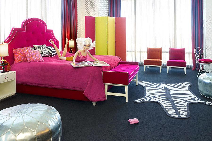 imagen Barbie Suite