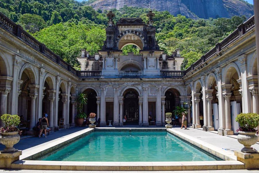 Cómo Llegar A Parque Lage: La Mansión Más Encantadora De Río De Janeiro
