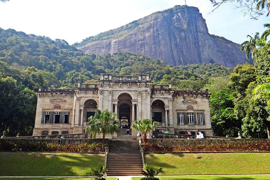 Imagen Cómo Llegar A Parque Lage Parque Lage X Corcovado1