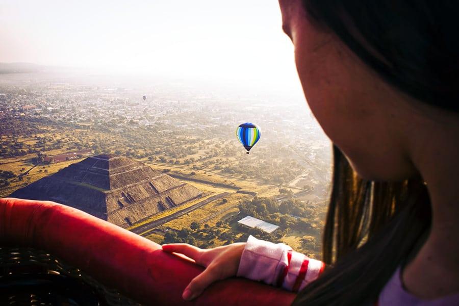 imagen Mexico aire
