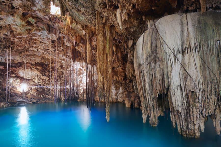 ¿Cómo Se Formaron Los Cenotes En México?