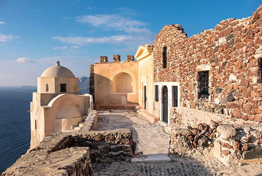 Imagen Oia Castle