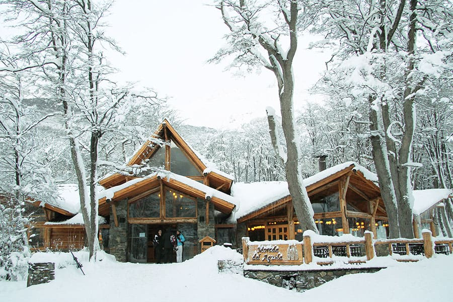 Nieve En Argentina
