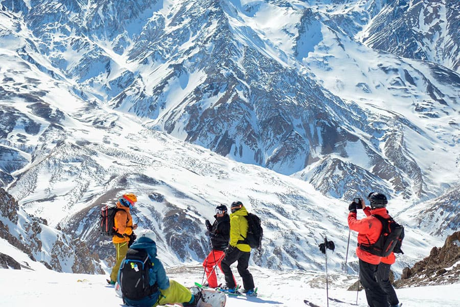 Nieve En Argentina Mejores Centros De Esquí En Argentina