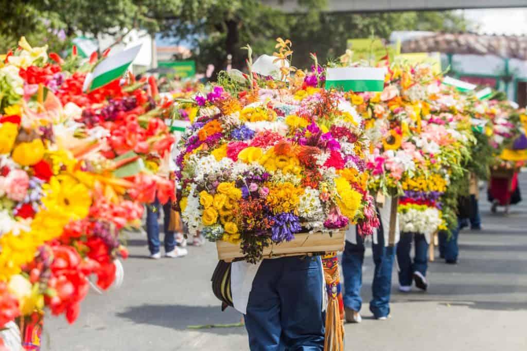 Feria de las Flores te contamos de qué se trata este evento único en el mundo