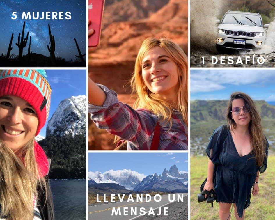 Imagen Slide 1 Mujeresenruta Collage