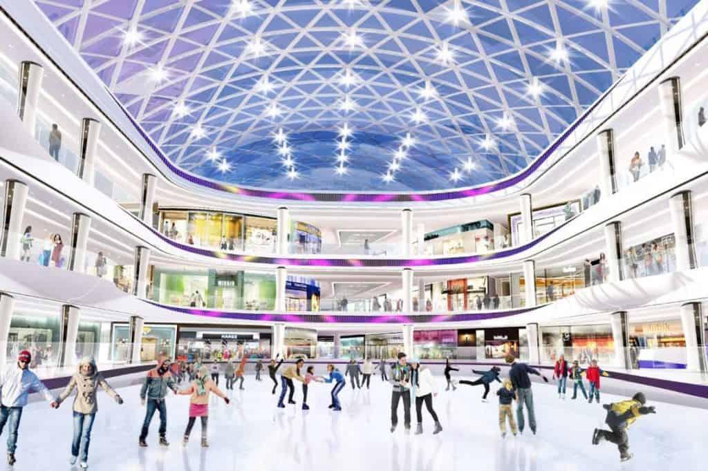 imagen American Dream ice rink 1