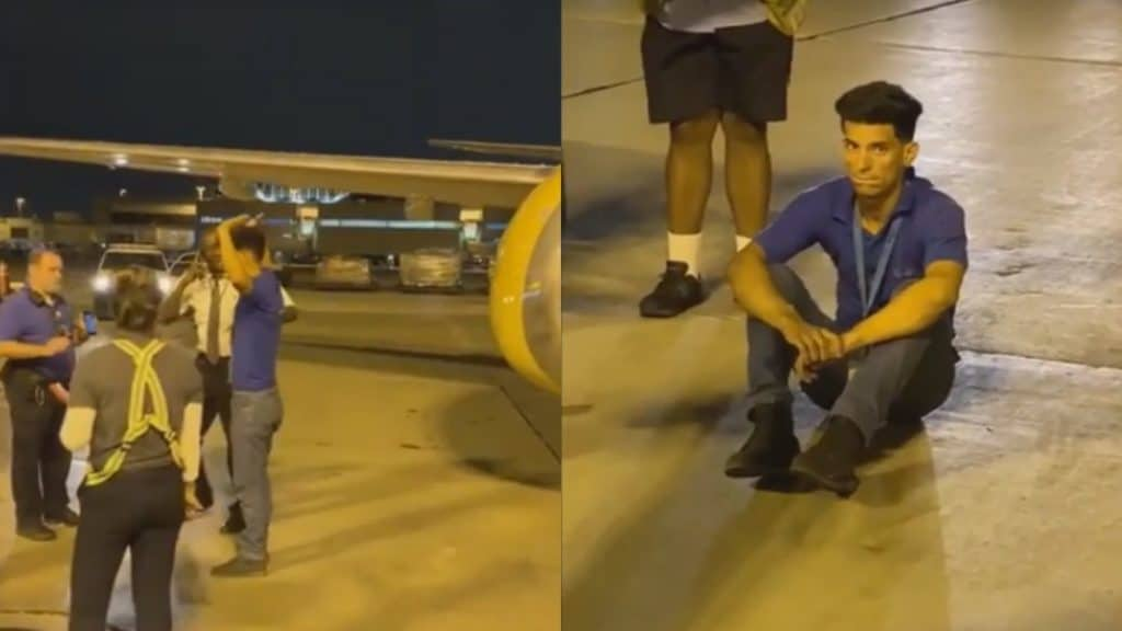 Un ciudadano cubano llegó a Miami escondido en la bodega de un avión y fue detenido