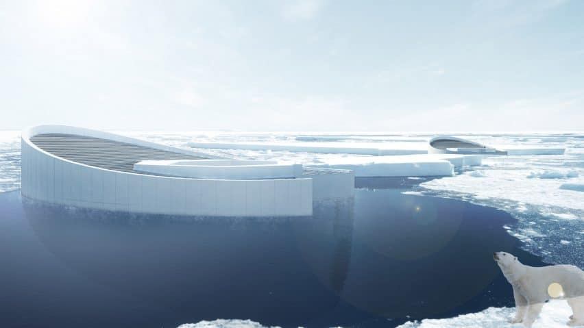refreeze the arctic faris kota design technology climate change dezeen 2364 hero2