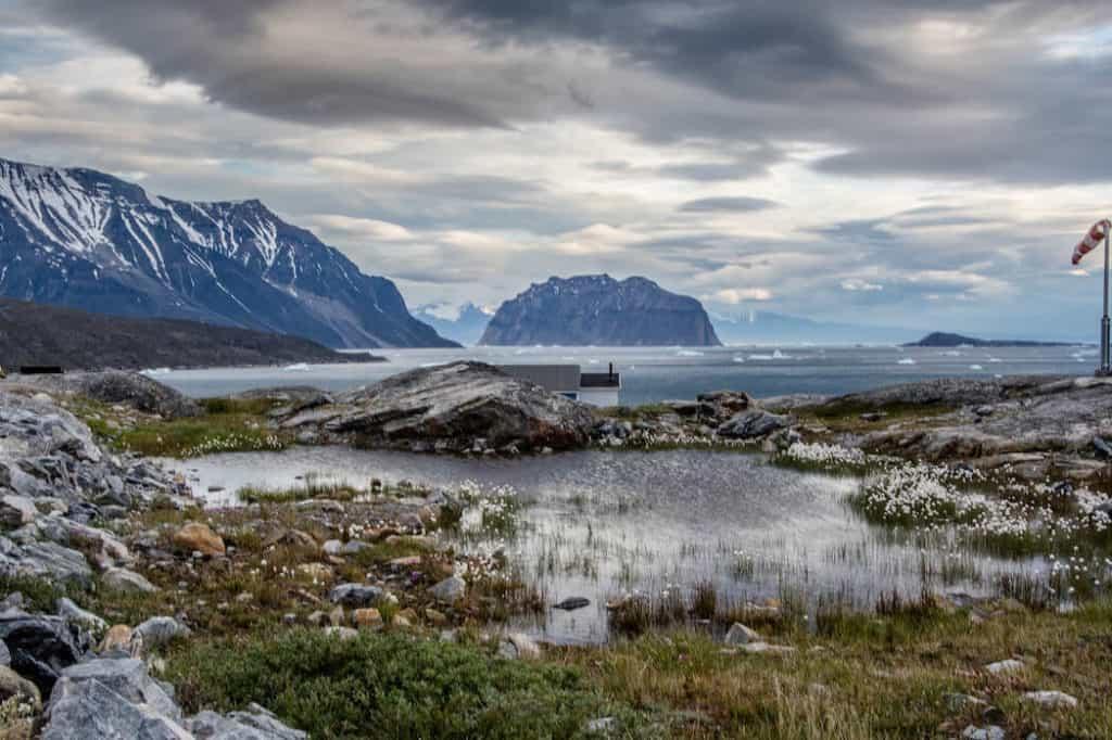 Los residentes de Groenlandia en pánico debido a la emergencia climática
