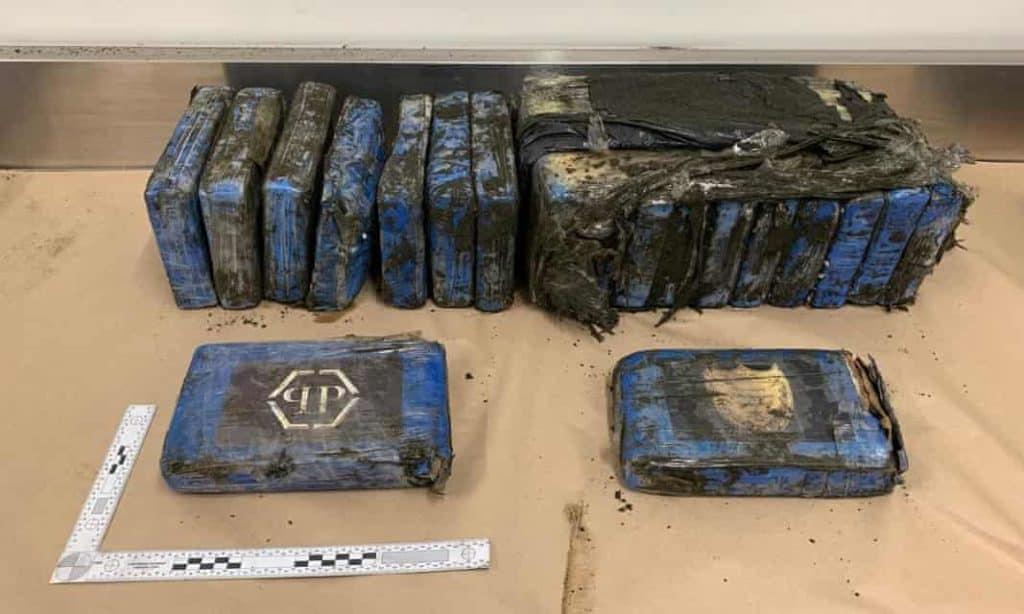 2 millones de dólares en cocaína aparecieron en las costas de Nueva Zelanda