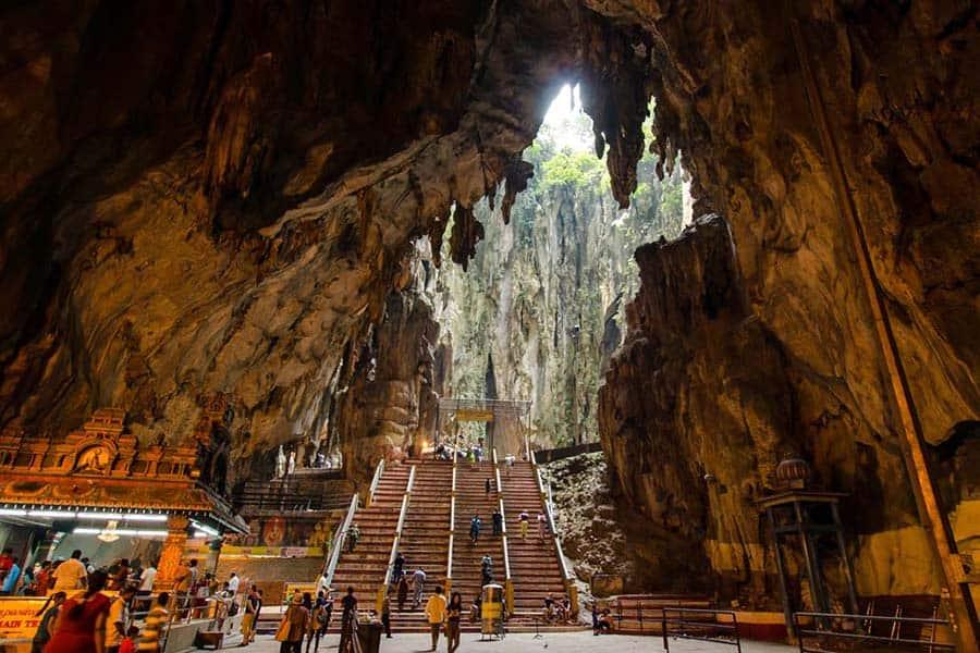 Imagen Cómo Llegar A Las Cuevas De Batu Cuevas