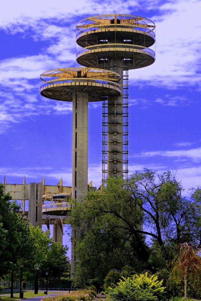 Nueva York renovará la fachada de esta arquitectura futurista con una obra valuada en US$ 24 millones