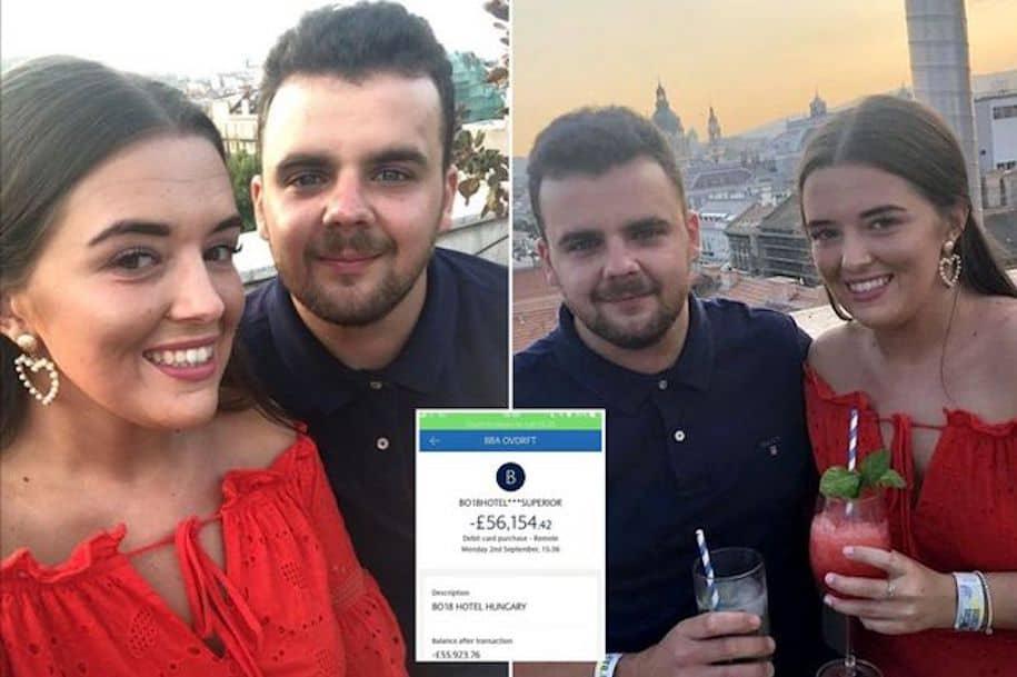 Le cobraron 66.000 dólares por dos noches en un hotel de 3 estrellas en Budapest