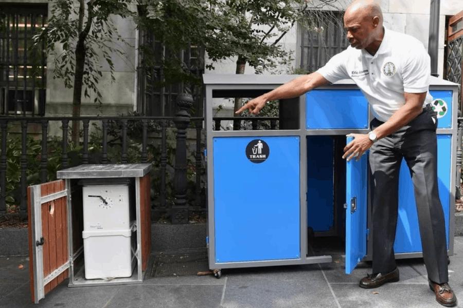 Nueva York combate la invasión de ratones con una particular técnica que recurre al alcohol