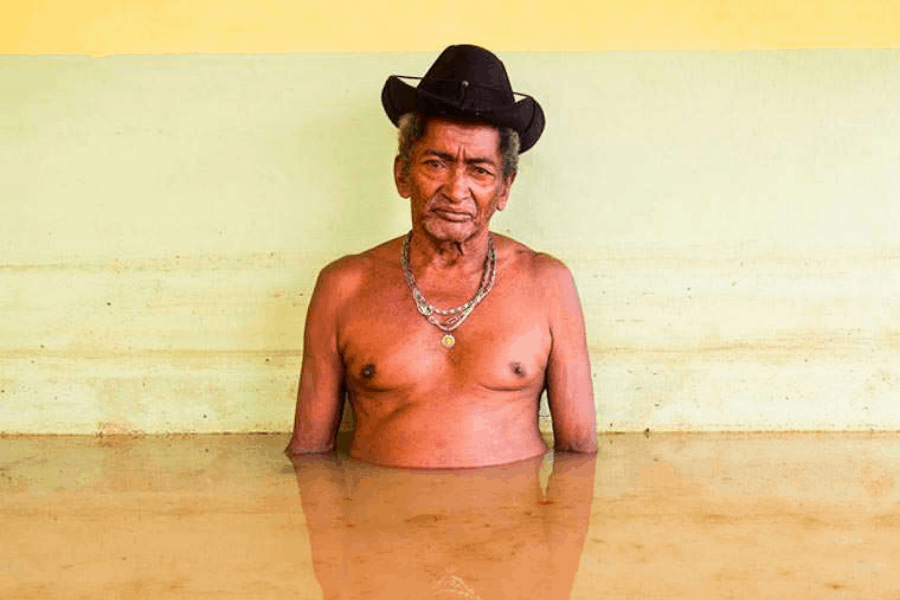 El mundo se ahoga: las impactantes fotografías que muestran los efectos negativos del cambio climático