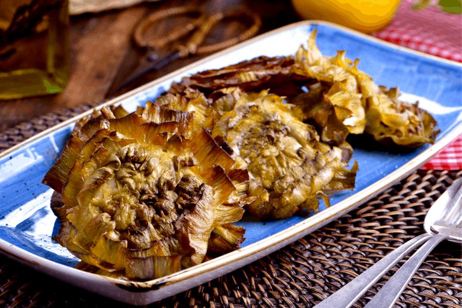Qué comer en Roma: Alcachofas