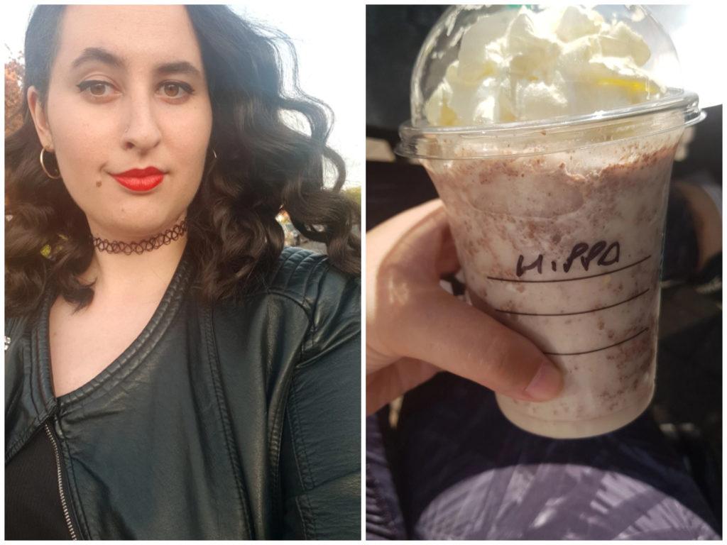 Clienta de Starbucks furiosa después de que le escribieran 'hipopótamo' en su vaso