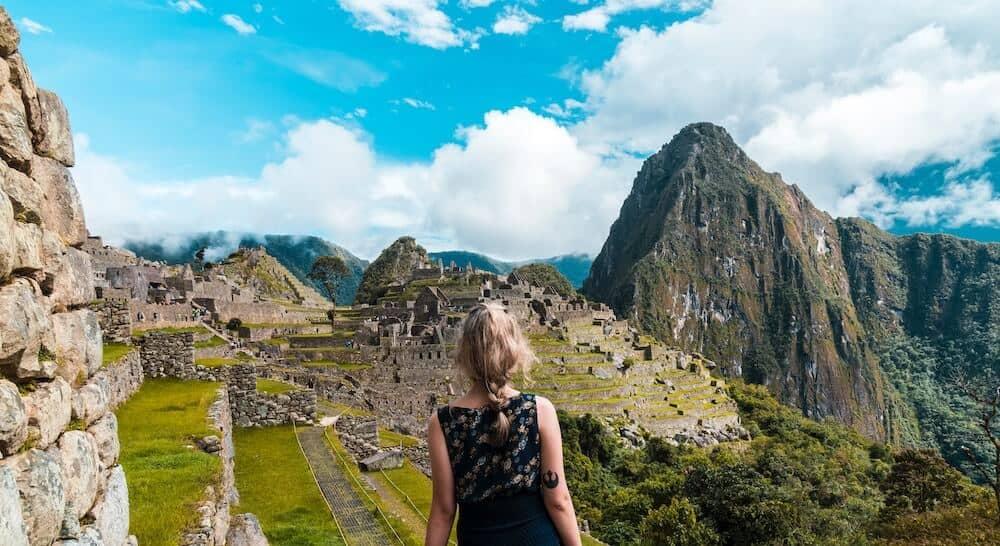 Esta es la razón por la que Machu Picchu fue construida sobre las líneas de falla tectónicas
