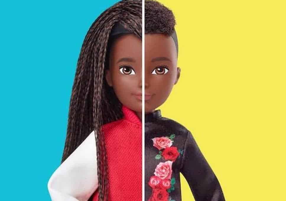 Mattel lanzó su primera línea de muñecas de 'género inclusivo' para permitir que los niños 'se expresen libremente'