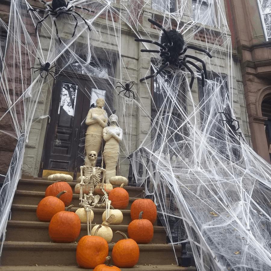 ¡Es Día de Halloween! Así se visten de terror las ciudades más importantes del mundo 🎃
