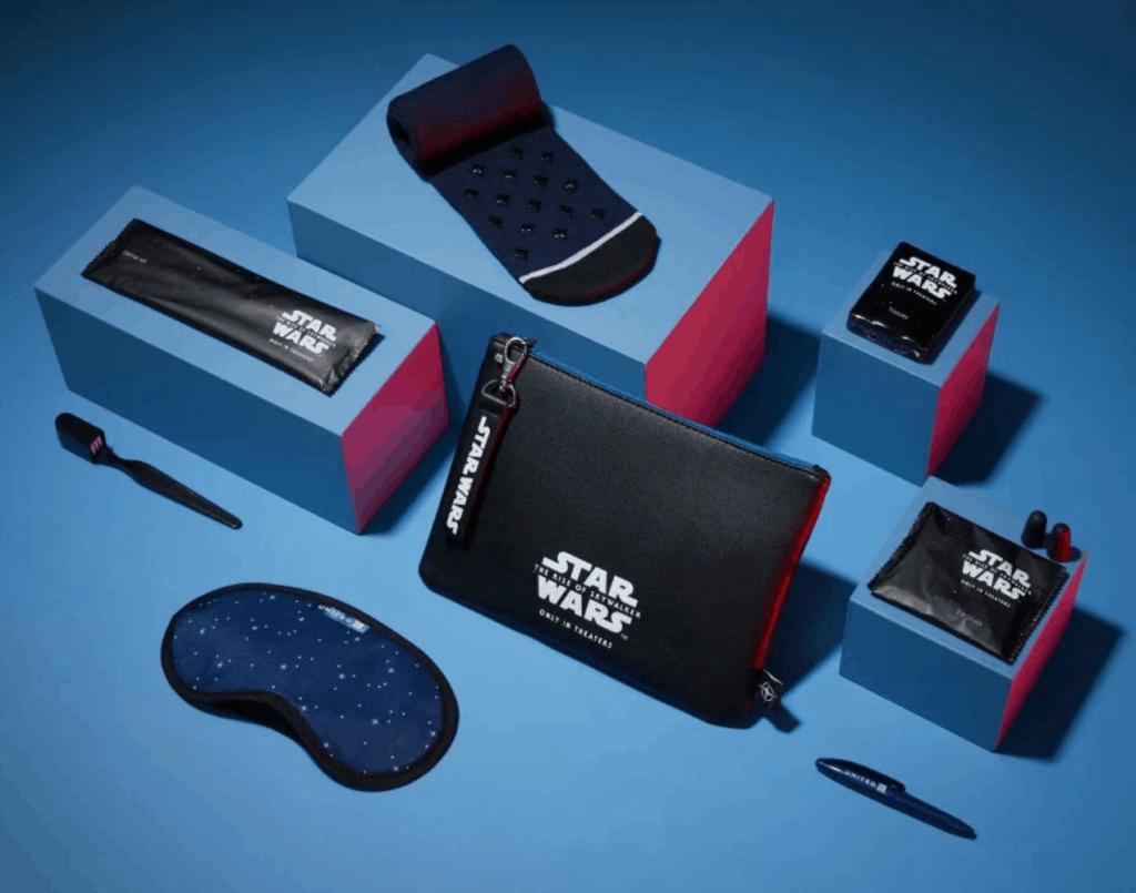 Cómo es viajar en un avión inspirado en 'Star Wars', donde todo te hace sentir como un Jedi