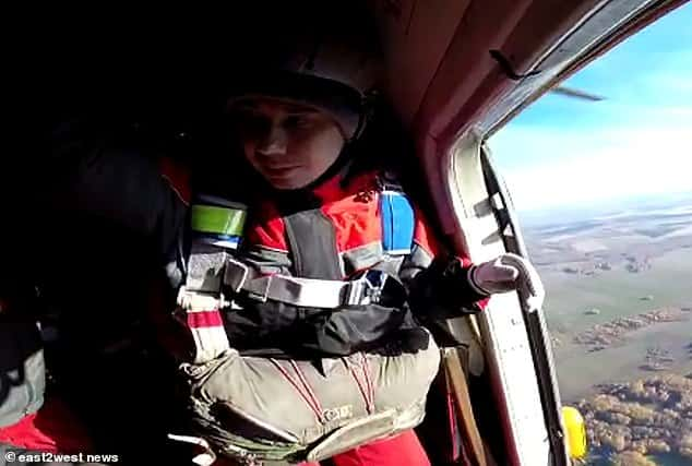 [Video] Paracaidista muere después de que ninguno de sus dos paracaídas abriera