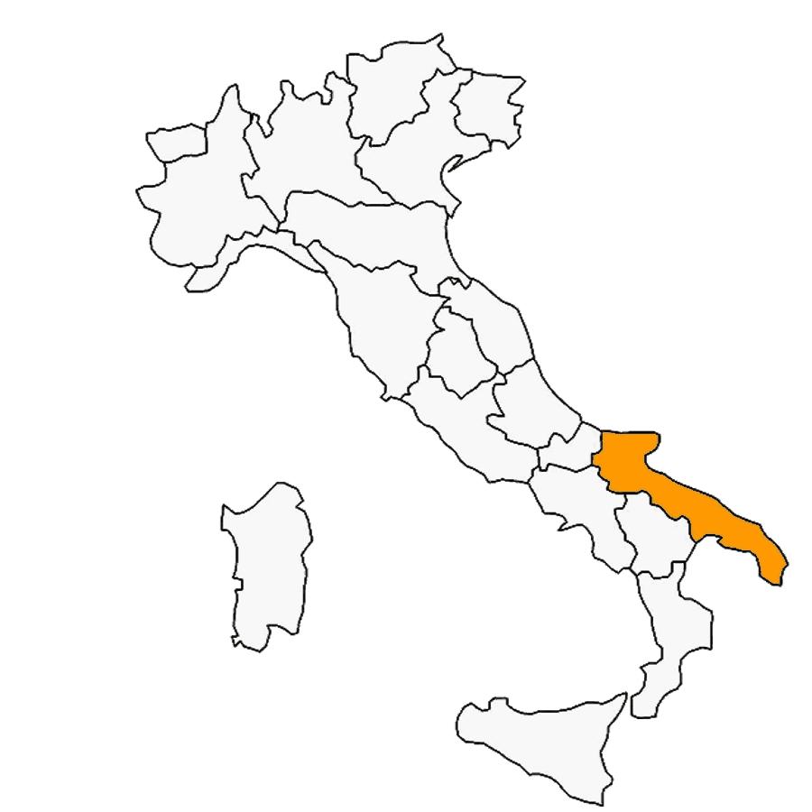 Dónde Queda Apulia