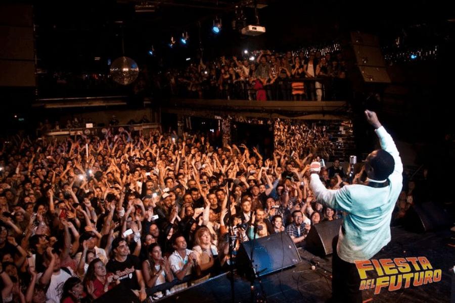 [Buenos Aires] Realizarán una fiesta inspirada en 'Volver al Futuro' y Marvin Berry será invitado especial