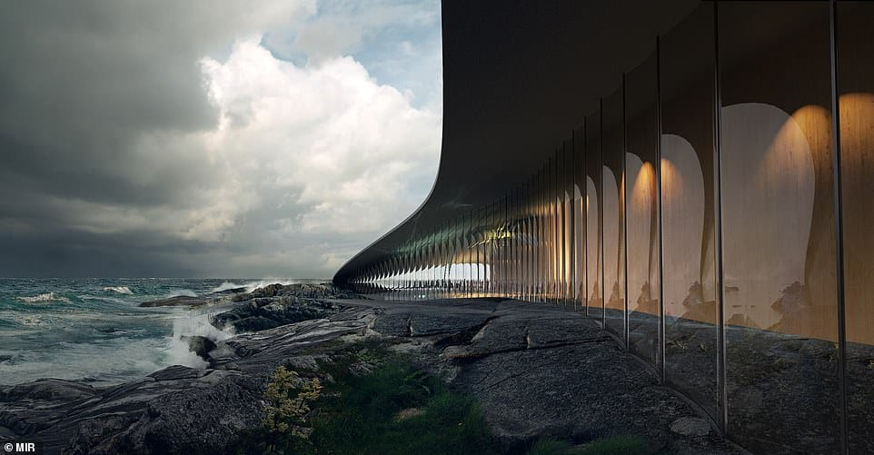 El nuevo museo noruego, dedicado al avistamiento de ballenas, promete ser uno de los lugares más increíbles del mundo