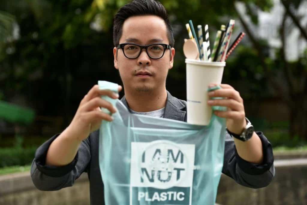 Las revolucionarias bolsas de mandioca que se disuelven en agua