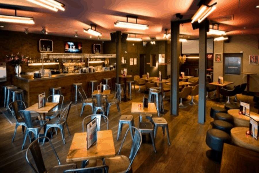 Un bar en Londres instaló tecnología de reconocimiento facial para evitar que los clientes se salten la cola
